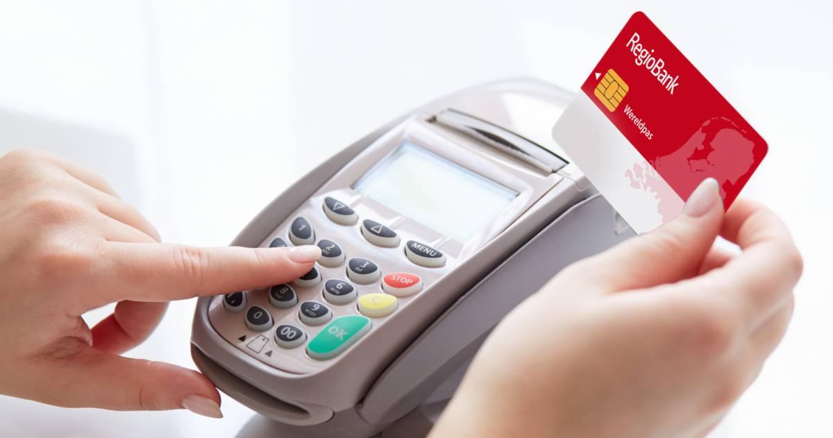 Regiobank betalen